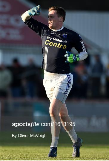Eoghan Rua Coleraine v Scotstown - AIB Ulster GAA Football Senior Club Championship semi-final