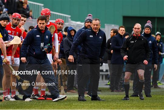 Clare v Cork - Aer Lingus Fenway Hurling Classic 2018 semi-final