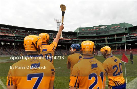 Clare v Cork - Aer Lingus Fenway Hurling Classic 2018 semi-final