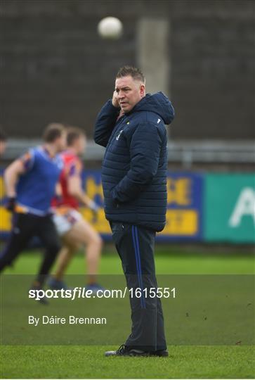 Kilmacud Crokes v Portlaoise - AIB Leinster GAA Football Senior Club Championship semi-final