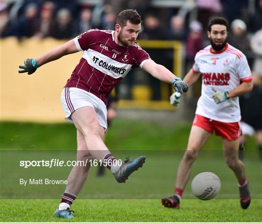 Mullinalaghta St Columba's v Eire Og - AIB Leinster GAA Football Senior Club Championship semi-final