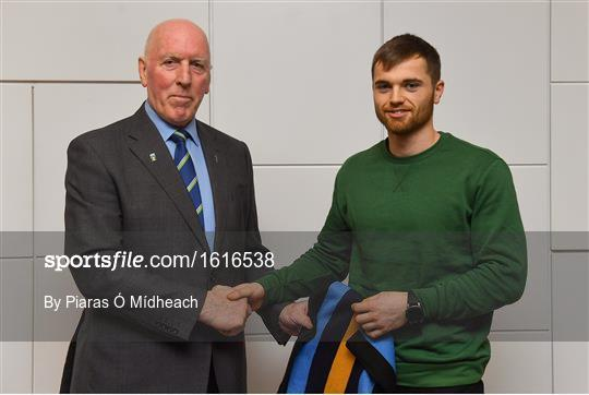 UCD GAA Sports Scholarship Presentation 2018/2019