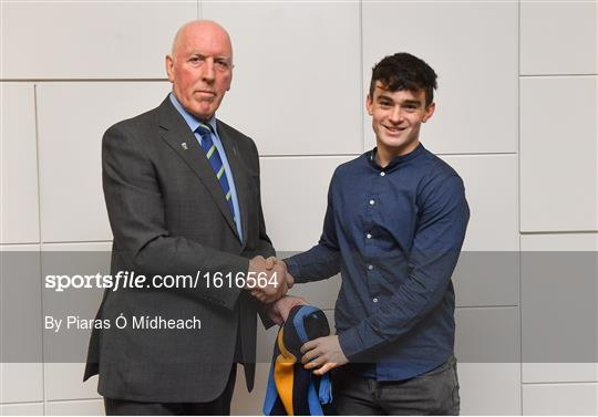 UCD GAA Sports Scholarship Presentation 2018/2019