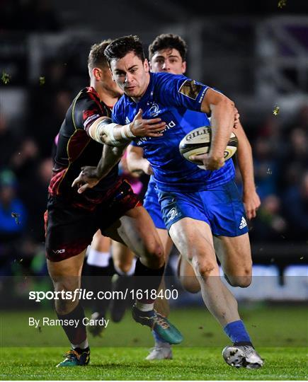 Dragons v Leinster - Guinness PRO14 Round 10