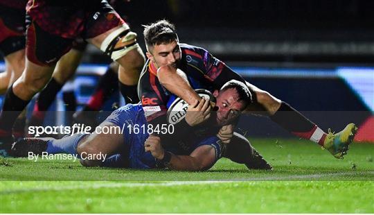 Dragons v Leinster - Guinness PRO14 Round 10