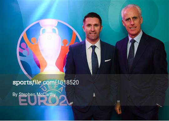 UEFA EURO2020 Qualifying Draw Official Dinner