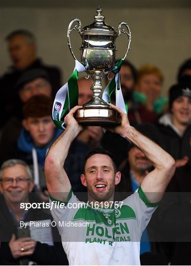 Ballyboden St Enda's v Ballyhale Shamrocks - AIB Leinster GAA Hurling Senior Club Championship Final
