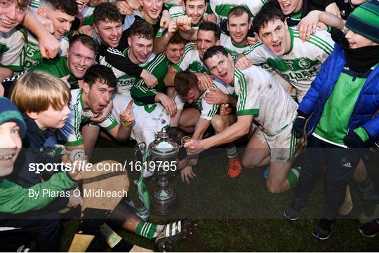 Ballyboden St Enda's v Ballyhale Shamrocks - AIB Leinster GAA Hurling Senior Club Championship Final