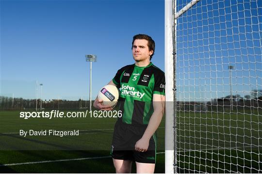 AIB Leinster GAA Club Football Finals Launch