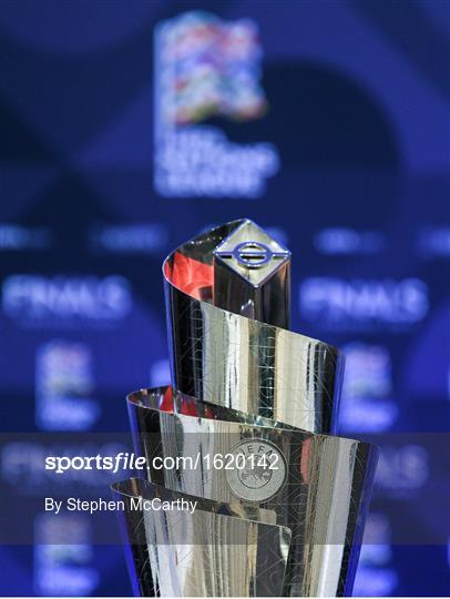 UEFA Nations League Finals Draw