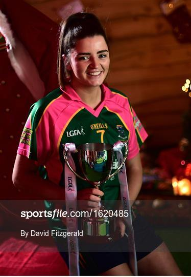 2018 All-Ireland Ladies Club Football Finals – Captains Day