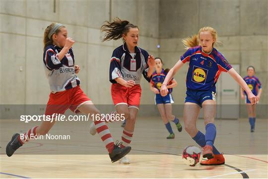Post-Primary Schools National Futsal Finals