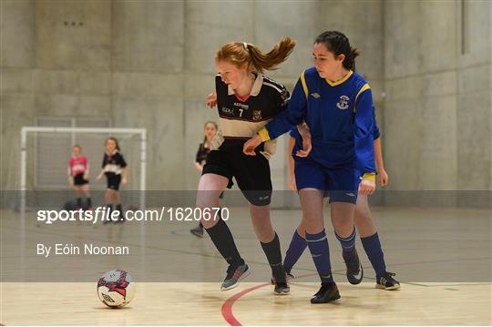 Post-Primary Schools National Futsal Finals