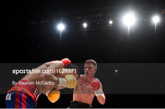 Boxing from Castlebar