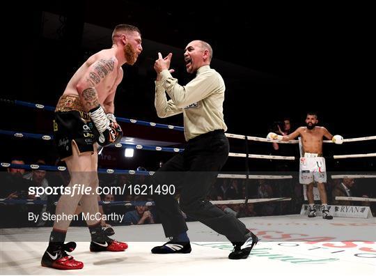 Boxing from Castlebar