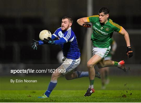 Laois v Meath - O'Byrne Cup Round 1