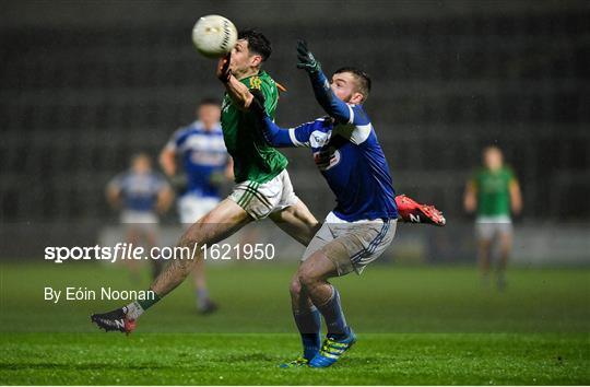 Laois v Meath - O'Byrne Cup Round 1