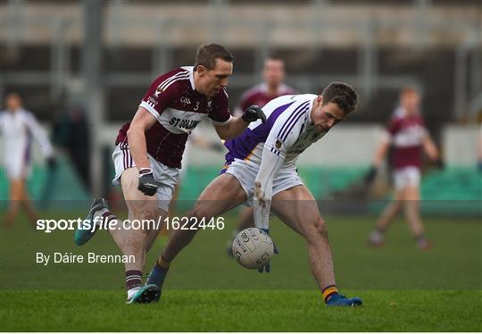 Kilmacud Crokes v Mullinalaghta St Columba's - AIB Leinster GAA Football Senior Club Championship Final
