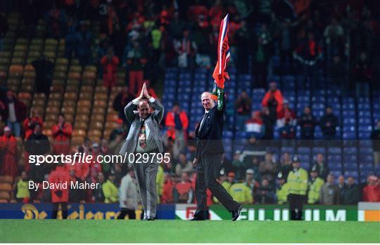 Netherlands v Republic of Ireland - European Championship Qualifying Play-Off