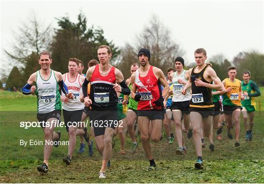 Irish Life Health Novice & Juvenile Uneven Age Cross Country Championships 2018