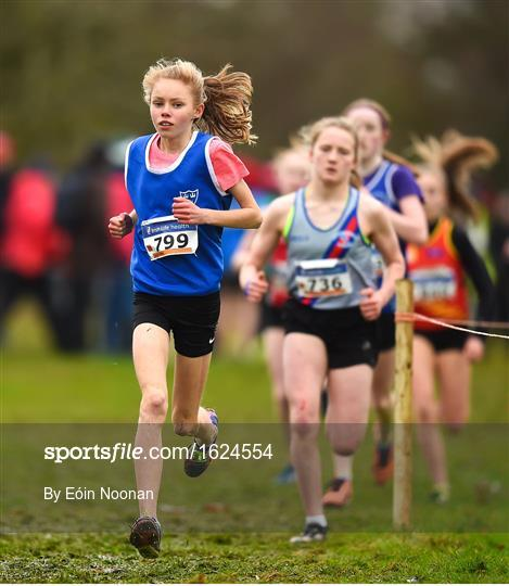 Irish Life Health Novice & Juvenile Uneven Age Cross Country Championships 2018