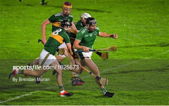 Kerry v Limerick - Co-Op Superstores Munster Hurling League 2019