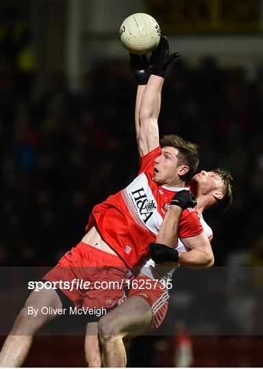 Derry v Tyrone - Bank of Ireland Dr. McKenna Cup Round 1