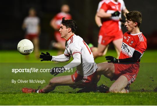 Derry v Tyrone - Bank of Ireland Dr. McKenna Cup Round 1