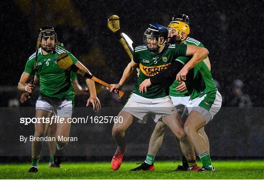 Kerry v Limerick - Co-Op Superstores Munster Hurling League 2019