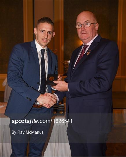 Dublin All-Ireland medal presentations