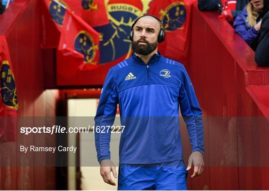 Munster v Leinster - Guinness PRO14 Round 12