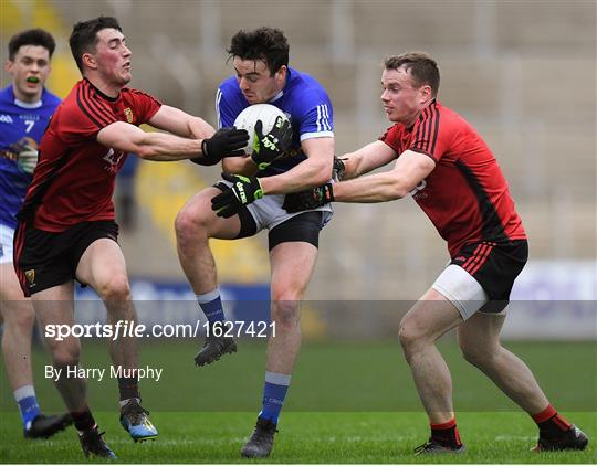 Cavan v Down - Bank of Ireland Dr McKenna Cup Round 1