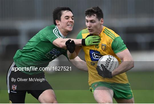 Donegal v QUB - Bank of Ireland Dr McKenna Cup Round 1