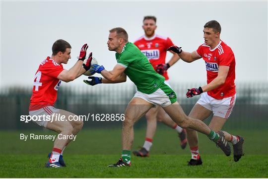 Limerick v Cork - McGrath Cup Semi-final