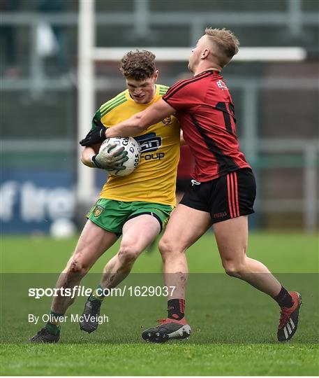 Down v Donegal - Bank of Ireland Dr McKenna Cup Round 2