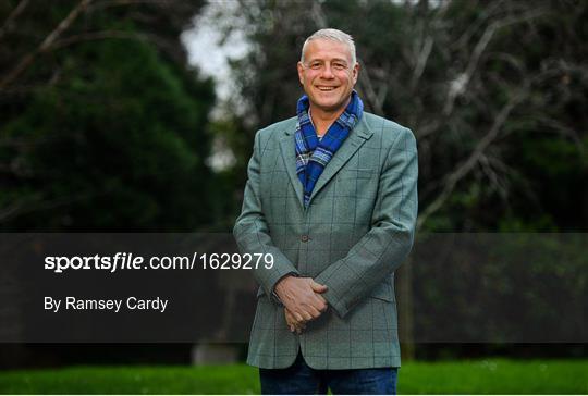 Doddie Weir Launches the Ireland v England Rugby Legends Match