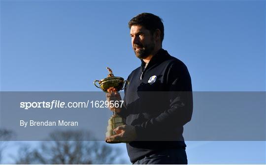 European Ryder Cup Captain Announcement