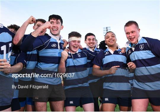 Newpark Comprehensive v St Fintan's High School - Bank of Ireland Vinnie Murray Cup Round 1
