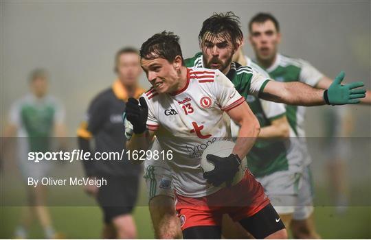 Tyrone v Fermanagh - Bank of Ireland Dr McKenna Cup Round 3