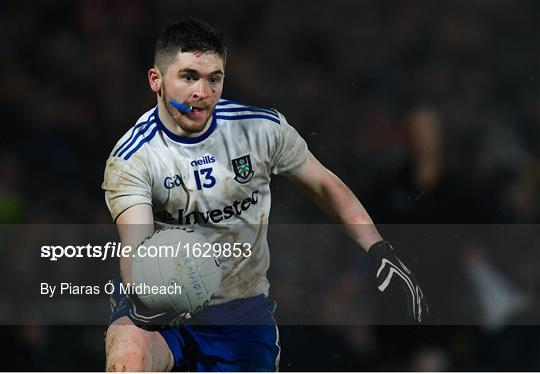 Armagh v Monaghan - Bank of Ireland Dr McKenna Cup Round 3