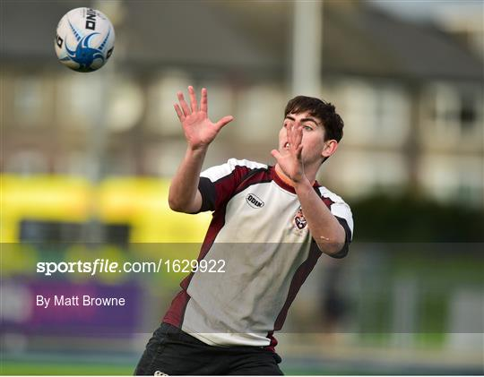 Catholic University School v Gormanstown College - Bank of Ireland Vinnie Murray Cup Round 1