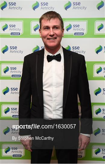 The SSE Airtricity Soccer Writers' Association of Ireland Awards 2018