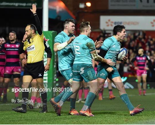 Gloucester v Munster - Heineken Champions Cup Pool 2 Round 5
