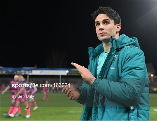 Gloucester v Munster - Heineken Champions Cup Pool 2 Round 5