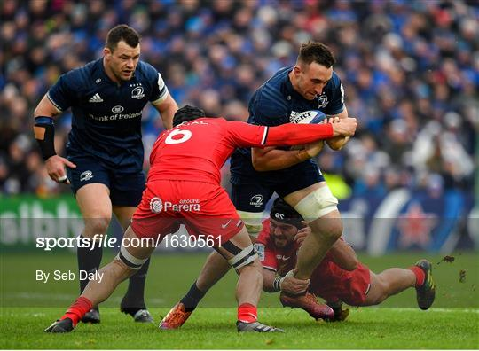 Leinster v Toulouse - Heineken Champions Cup Pool 1 Round 5