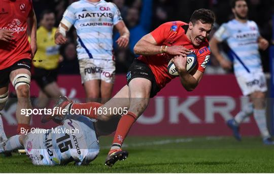 Ulster v Racing 92 - Heineken Champions Cup Pool 4 Round 5