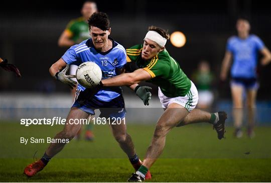 Dublin v Meath - Bord na Mona O'Byrne Cup semi-final