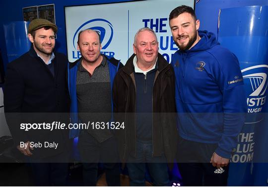 Activites at Leinster v Toulouse - Heineken Champions Cup Pool 1 Round 5