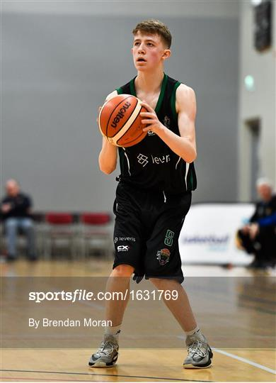 Portlaoise Panthers v Dublin Lions - Hula Hoops Under 20 Men's National Cup semi-final