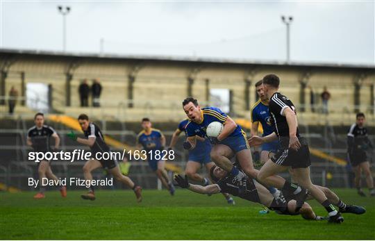 Roscommon v Sligo - Connacht FBD League semi-final